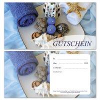 Geschenkgutscheine -Seestern-