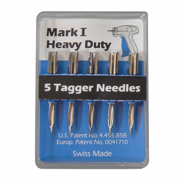 Ersatznadeln Stahl -Heavy Duty- Mark I STANDARD -Swiss Made-