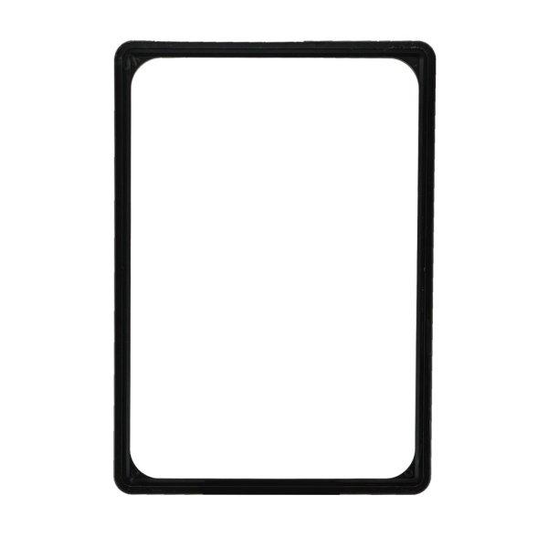 Plakatrahmen DIN A4 schwarz