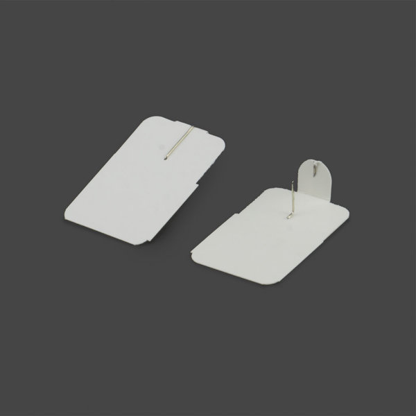 150 Stechetiketten 24x36 mm, lose -TESTPACK-